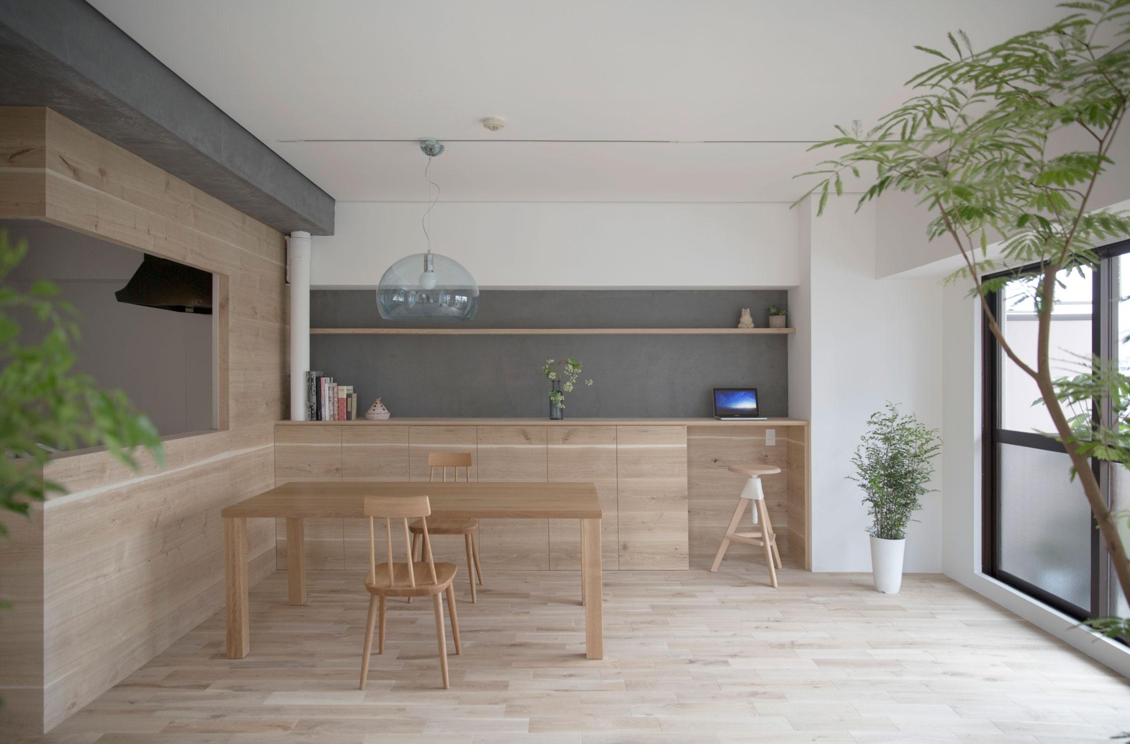 京都の一級建築士事務所こより・浜松の家