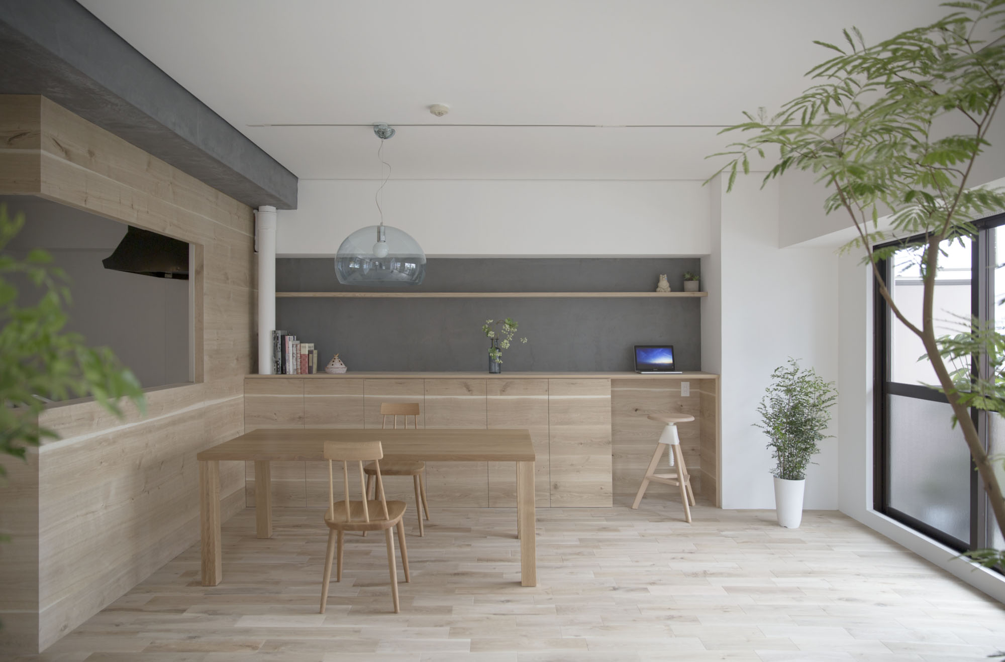 建築事務所こより・「浜松の家」リノベーション