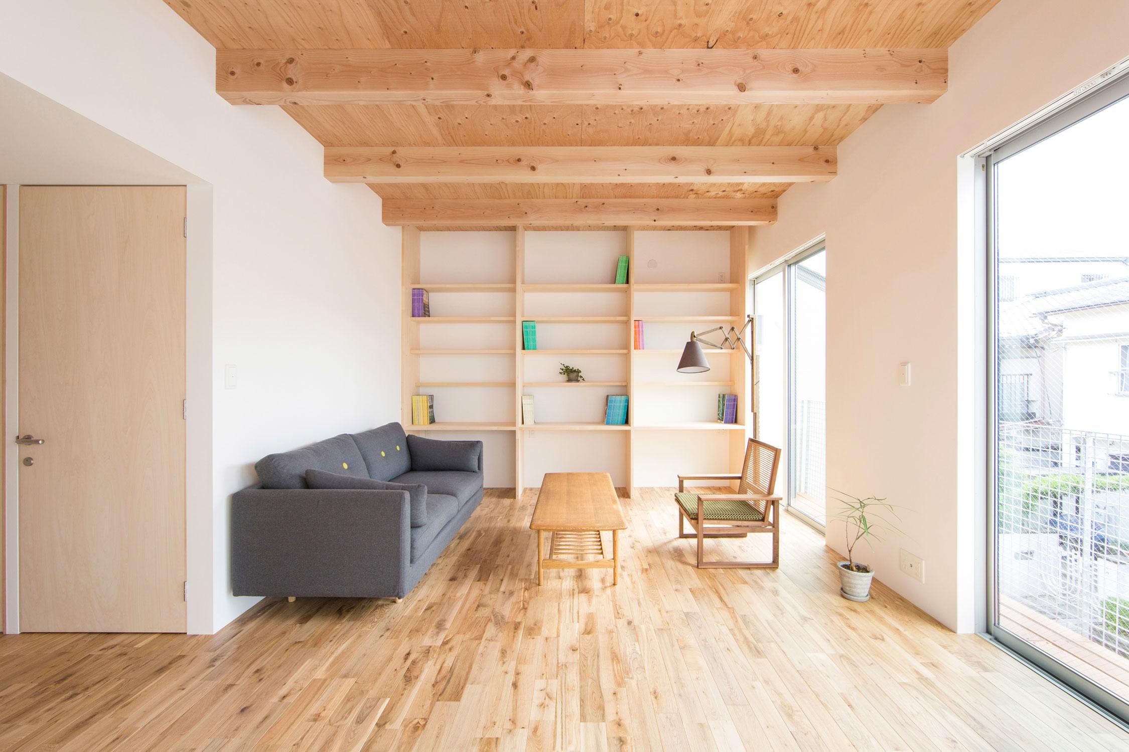 京都の一級建築士事務所こより・梅津の家