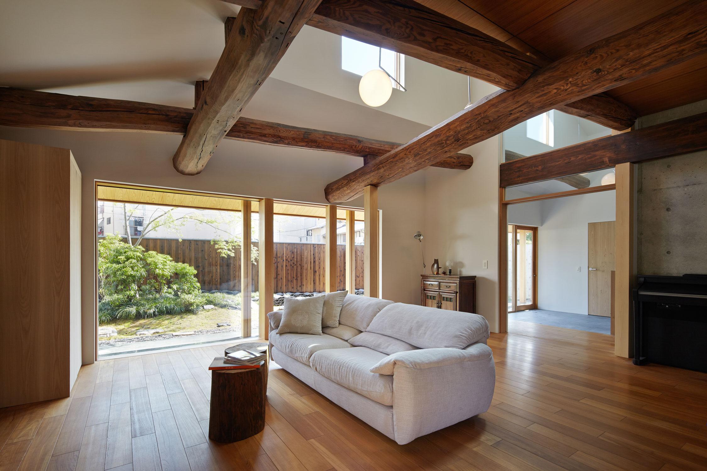 京都の一級建築士事務所こより・西国街道沿いの家