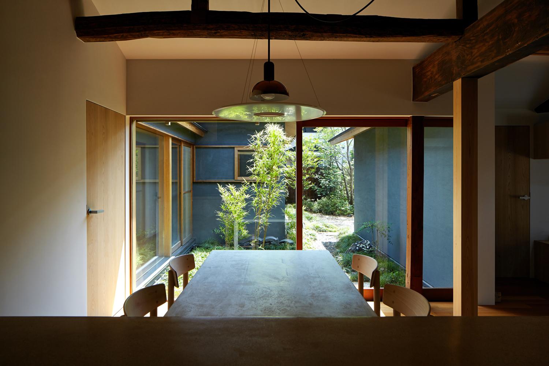 京都の建築事務所、こより・西国街道沿いの家