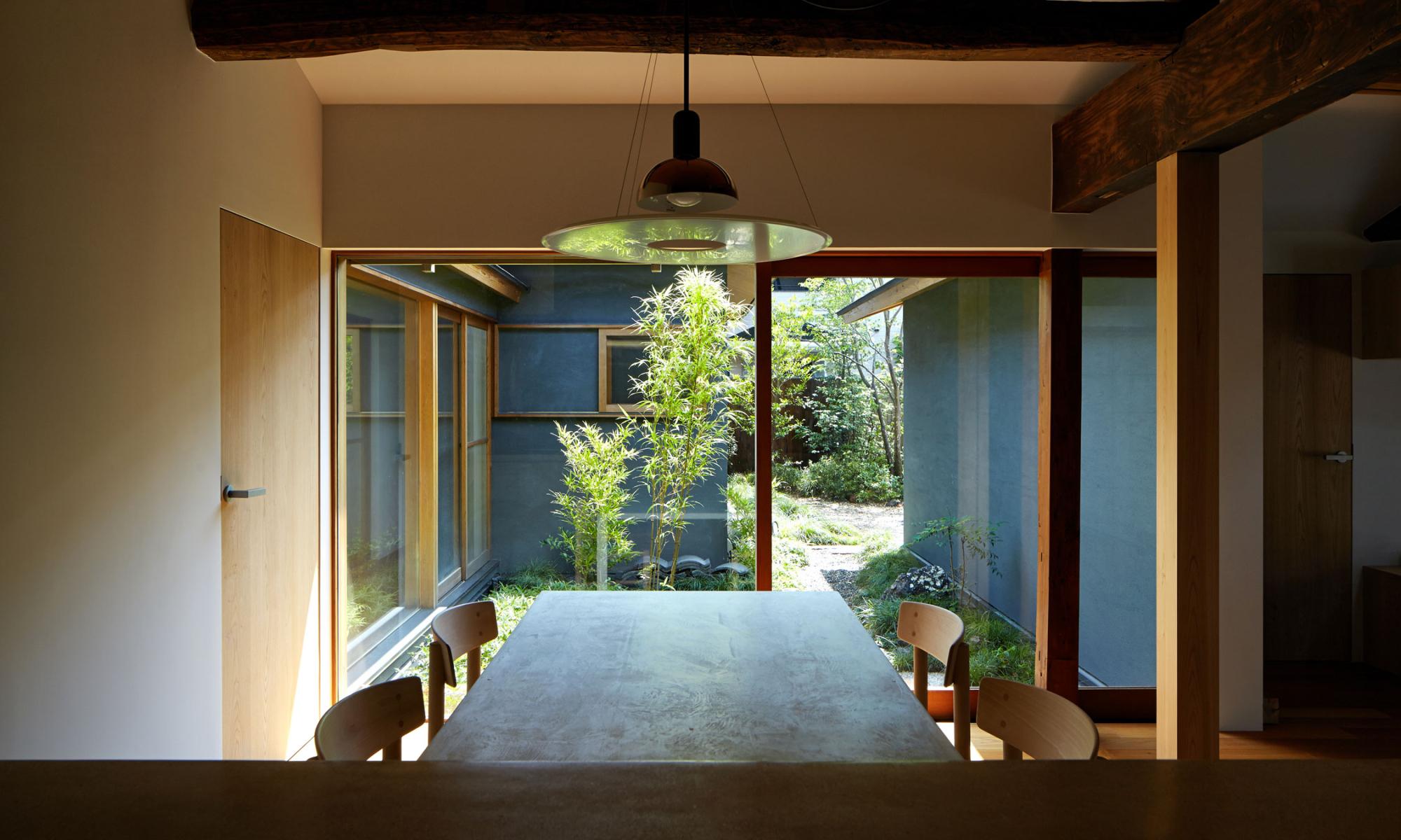 京都の一級建築士事務所・こより 西国街道沿いの家