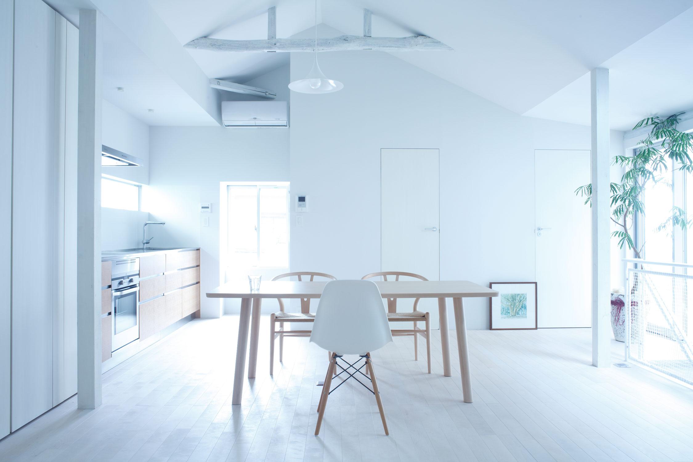 京都の一級建築士事務所こより・白山の家
