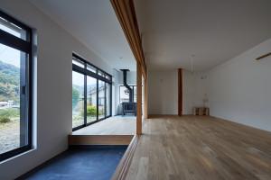 建築事務所こより・木曽の家